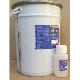 Stratification polyester avec cata   - 20kg 500