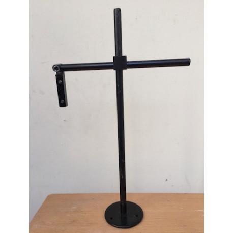 potence metal reglabe 39cm