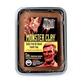 Monster clay Medium 2.7kg