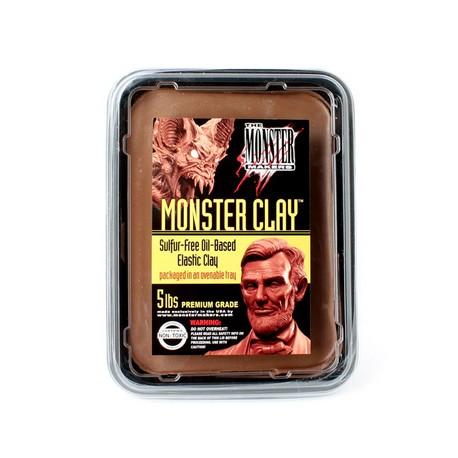 Monster clay Medium 2.7kg