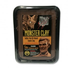 Monster Clay Hard 2.7kg