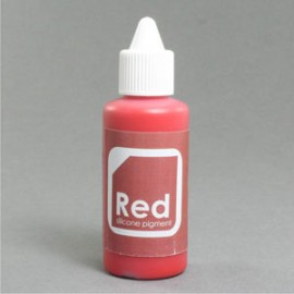 Colorant Silicone Rouge 50gr