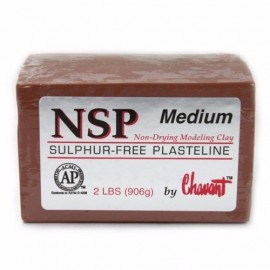 NSP Medium Chavant Marron 906gr