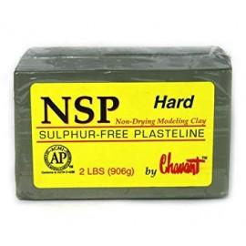 NSP Hard Chavant Vert 906gr