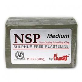 NSP Medium Chavant Vert 906gr