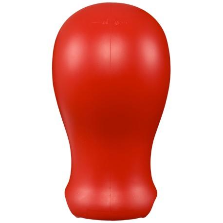 Tête Plastique Rouge