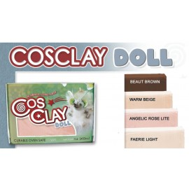 Cosclay Doll