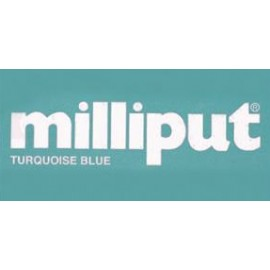 MILLIPUT Turquoise 113gr par 10
