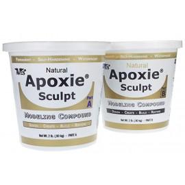 Apoxie Sculpt Noir 1.7KG