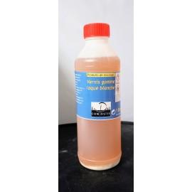 Vernis gomme laque blanche  - 1L
