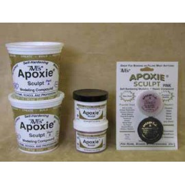 apoxie sculp 440GR noir