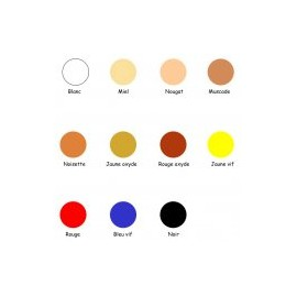 COLORANT LATEX NOIR 1KG