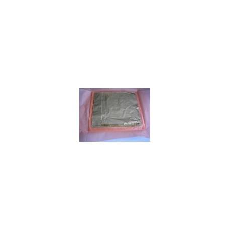 feuille de cuivre imitation or 160x160 1000feuilles sheet moulage form composite. Black Bedroom Furniture Sets. Home Design Ideas